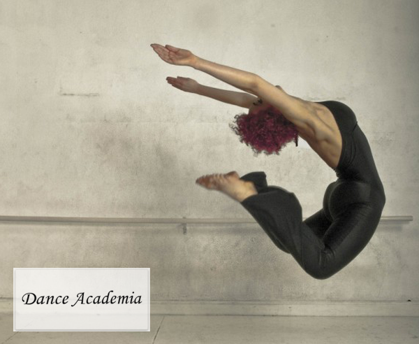 Creating and design a web site for Dance Academia