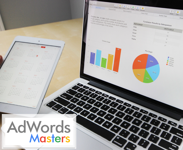 Web design and business web site for Adwords Masters