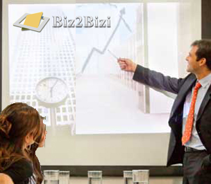 Creating and implementing a strategy for social media marketing for Biz2Bizzi