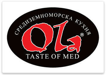 "Website development and SEO for restaurants ""Ola Taste of MED"""