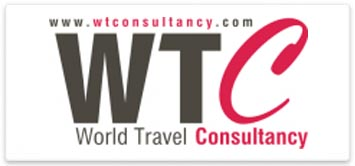 Web design and web site for World Travel Consultancy