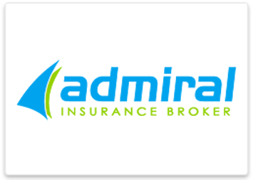 "Website design and business site development for Insurance broker ""Admiral"""