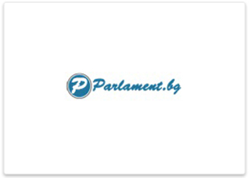 Website design and development of web based media	for Parlament.bg