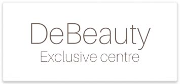 Design and web site for DeBeauty Center