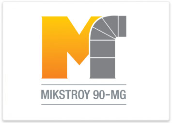 Website development for Mikstroy 90