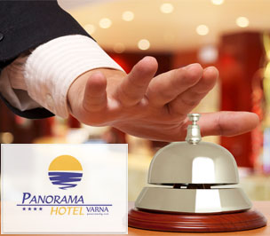 Website development for Hotel Panorama